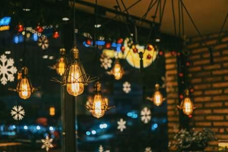 christmas lights decor
