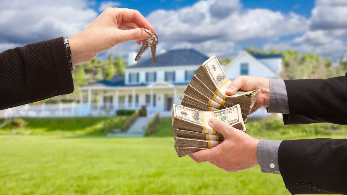 Where Does The Money Go When A Home Is Sold?