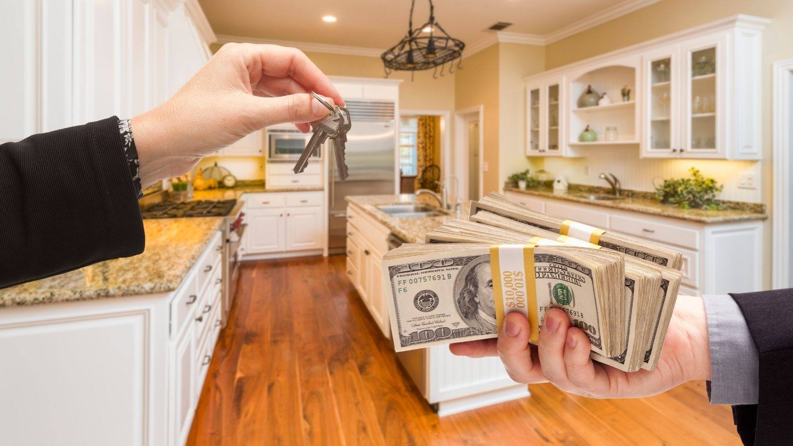 What Do You Pay When Your House Is Sold?