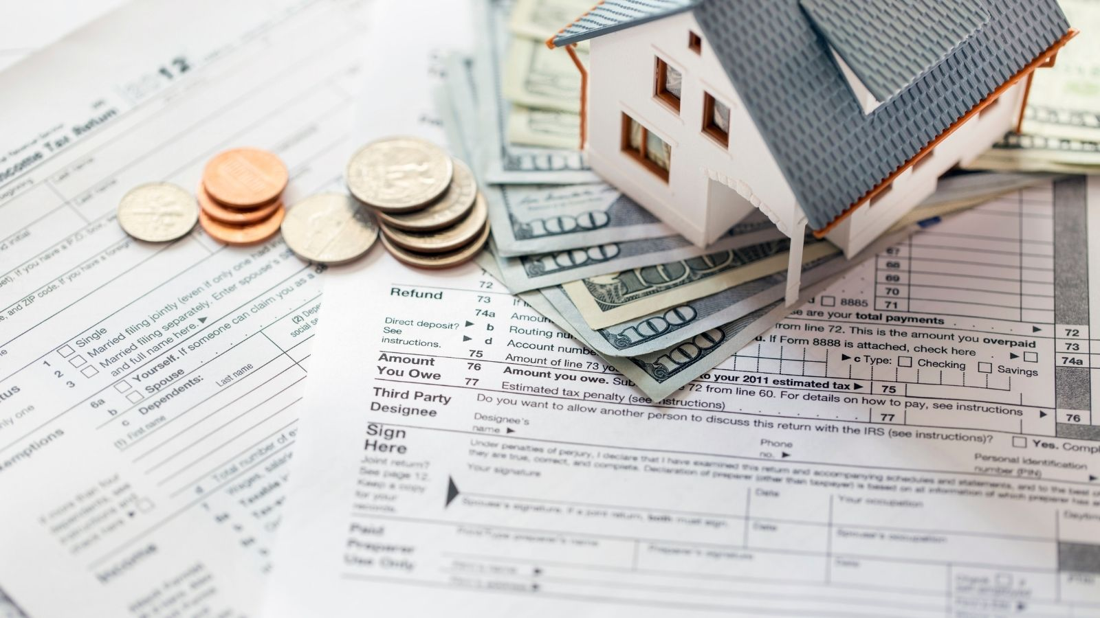 What's Tax Deductible When A Home Is Sold?